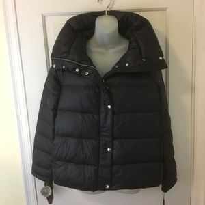 Calvin Klein Down Puffer Jacket Hooded New!